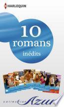 10 romans Azur inédits + 2 gratuits (no3445 à 3454 - mars 2014)