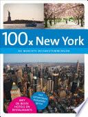 100 X New York - FR (eBook - ePub-formaat)