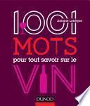 1001 mots pour tout savoir sur le vin