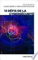 13 défis de la cybersécurité