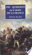 1795, Quiberon ou Le destin de la France