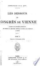 4 janvier-23 décembre 1815