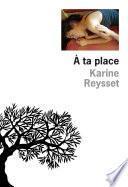 A ta place