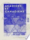 Acadiens et Canadiens