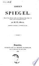 Adrien Spiegel
