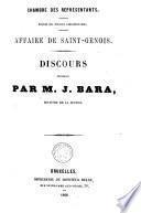 Affaire de Saint-Genois