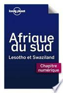 Afrique du Sud, Lesotho et Swaziland - Cap-Nord