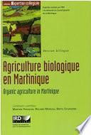 Agriculture biologique en Martinique