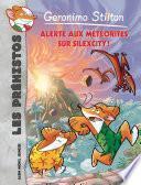 Alerte aux météorites sur Silexcity !