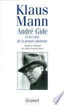 André Gide et la crise de la pensée moderne