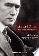 André Gide, les Faux-Monnayeurs, relectures