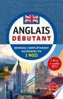 Anglais - Débutant - Nouvelle édition (Livre + audio)