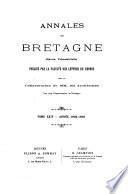 Annales de Bretagne