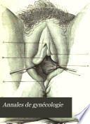 Annales de gynécologie