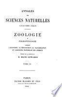 Annales des sciences naturelles. Botanique