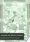 Annales du Musée Guimet