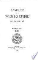 Annuaire de la Société des Touristes du Dauphiné