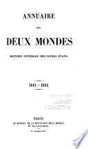 Annuaire des deux mondes