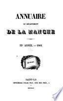 Annuaire du Département de la Manche