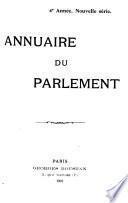 Annuaire du parlement