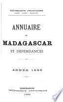 Annuaire général de Madagascar et dépendances