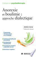 Anorexie et boulimie : approche dialectique