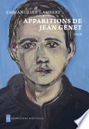 Apparitions de Jean Genet