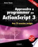 Apprendre à programmer en ActionScript 3
