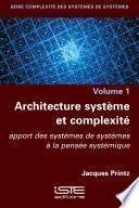 Architecture système et complexité
