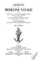 Archives de médecine navale