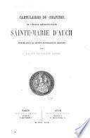 Archives historiques de la Gascogne
