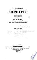 Archives philologiques