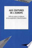 Aux coutures de l'Europe