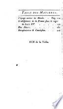 Aux manes de Louis XV et des grands hommes qui ont vécu sous son règne