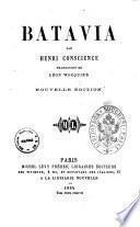 Batavia par Henri Conscience