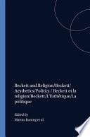 Beckett Et la Religion