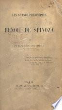 Benoit de Spinoza