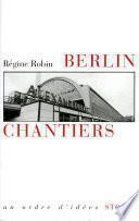 Berlin chantiers