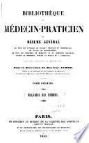 Bibliothèque du mèdecin-praticien