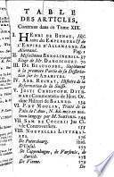 Bibliothèque germanique ou Histoire littéraire de l'Allemagne de la Suisse et des Pays du Nord