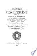 Bibliothèque Mexico-Guatémalienne
