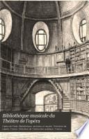 Bibliothèque musicale du Théâtre de l'opéra