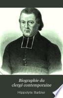 Biographie du clergé contemporaine