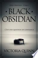 Black Obsidian (French)