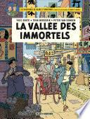 Blake & Mortimer - Volume 25 - La Vallée des immortels -