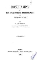 Bonchamps et les prisonniers républicains de Saint-Florent-Le-Vieil
