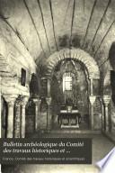 Bulletin archéologique du Comité des travaux historiques et scientifiques