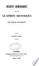 Bulletin archéologique