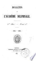 Bulletin de l'Académie delphinale
