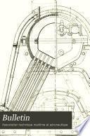 Bulletin de l'Association technique maritime et aéronautique